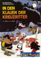 Thumbnail comic cover In den Klauen der Kreuzritter 11