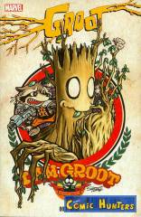 Groot (Variant Cover-Edition)