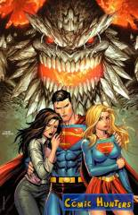 Action Comics (Unknown Comics Exclusive Tyler Kirkham Virgin Variant Cover)