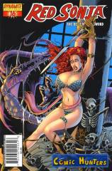Red Sonja (Jim Balent Cover)