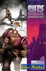 Thumbnail comic cover Siege: Embedded 2