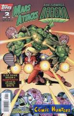 Mars Attacks - The Savage Dragon