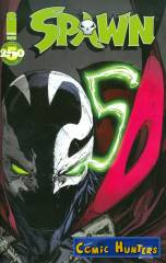Spawn (Variant Cover-Edition A)