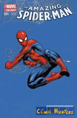The Amazing Spider-Man (Ed McGuinness Variant Cover-Edition)