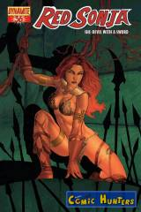 Red Sonja (Rubi Cover)