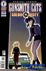 Thumbnail comic cover Gunsmith Cats: Goldie vs. Misty 4