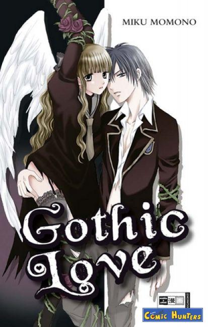 comic cover Gothic Love