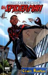 Ultimate Comics Spider-Man (Miles Variant Cover-Edition)