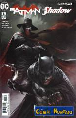 Batman/Shadow, Part Four (Francesco Mattina Variant Cover-Edition)