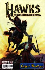 Hawks of Outremer (Cover A)