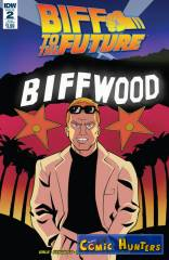Back to the Future: Biff to the Future (Subscription Variant Cover-Edition)