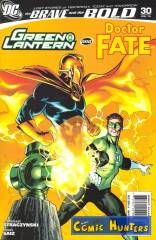 Green Lantern and Doctor Fate: The Green & The Gold