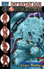 Ghostbusters: Infestation (Part 1)(Cover A)