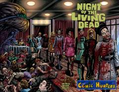 Night of the Living Dead (Wraparound Variant Cover-Edition)