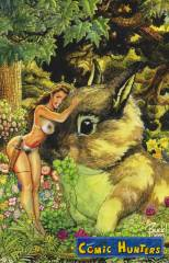 Cavewoman: Bunny Ranch (Nude Variant Cover-Edition)