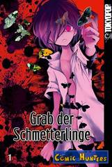 Grab der Schmetterlinge