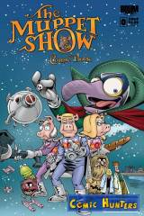 The Muppet Show Comic Book (Cover B)