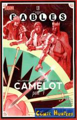 A Heart Remote and Unyielding, Part One of Camelot