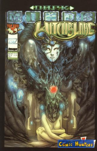 comic cover Darkminds / Witchblade