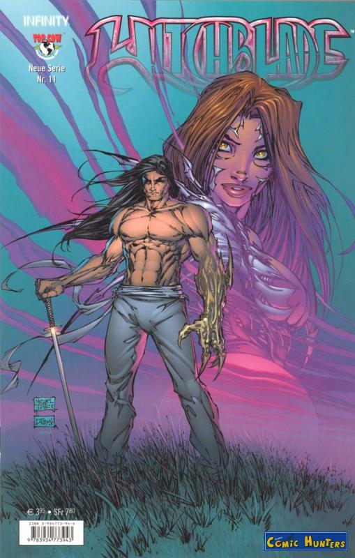 comic cover Witchblade - Neue Serie 11
