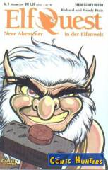 Elfquest (Variant Cover-Edition)