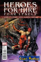Fear Itself: Everything to Lose