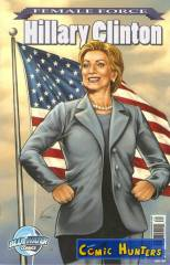 Female Force: Hilary Clinton