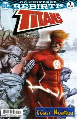 The Return of Wally West, Part One: Run for Your Life (Variant Cover-Edition)