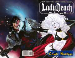 Lady Death (Wraparound Variant Cover-Edition)