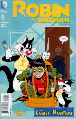 Year of Blood, Part Six (Looney Tunes Variant Cover-Edition)
