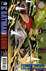 Robin Rises, Part Five: Black Hole Son (Variant Cover-Edition)