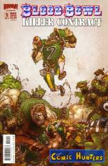 Blood Bowl: Killer Contract (Cover A)