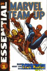 Thumbnail comic cover Essential Marvel Team-Up 1
