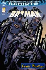 Batman (Variant Cover-Edition A)