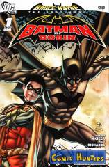 Batman and Robin: Outside Looking in