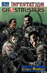 Ghostbusters: Infestation (Part 1)(Cover B)