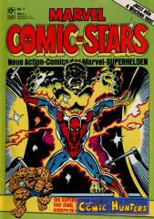 Marvel Comic Stars
