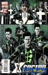 X-Factor (2nd printing Variant Cover-Edition)