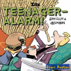 Zits: Teenager-Alarm!