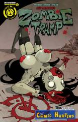 Zombie Tramp (AOD Exclusive Cover)