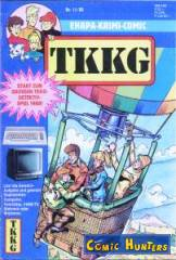 Thumbnail comic cover TKKG 11