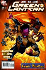 Sinestro Corps War, Chapter One: Fear & Loathing
