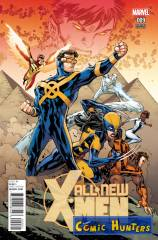 All-New X-Men (Apocalypse Wars Variant)
