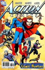 Superman and the Legion of Super-Heroes, Chapter 6: Sun Rise