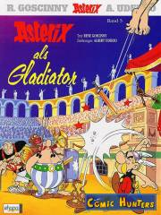 Asterix als Gladiator (Neues Cover)