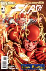 The Flash (Ivan Reis Variant Cover-Edition)