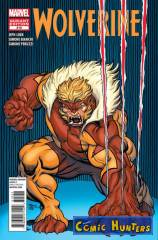 Sabretooth Reborn Chapter One: Out of the Darkness (Variant Cover-Edition)