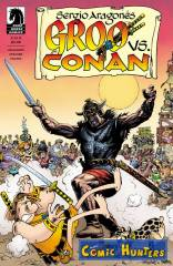 Groo vs. Conan (Chapter 2)