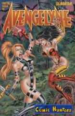 Avengelyne Bad Blood (Al Rio Variant Cover-Edition)