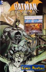 Batman Eternal (Pin-Up Variant Cover-Edition)